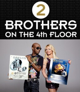2 Brothers On The 4th Floor 2b4th Never Alone 2